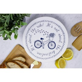 Puuvillainen suojakansi - Bike (M)