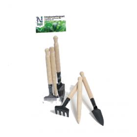 Koulintasetti, 3 työkalua
