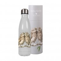 Juomapullo - pöllö
