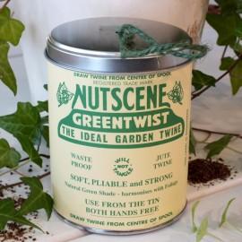 Tin of Twine - vihreä