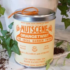 Tin of Twine - oranssi