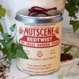 Tin of Twine - punainen