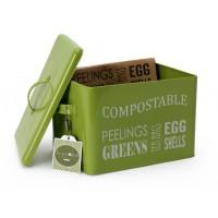 Kompostilaatikko - limevihreä